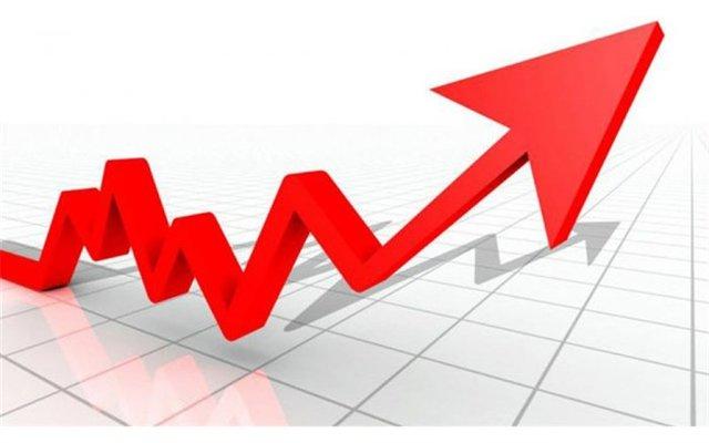 افزایش قیمت سهام